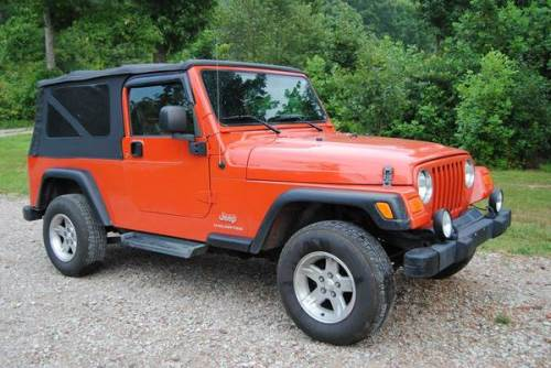 2006 jeep wrangler unlimited for sale in savannah. Black Bedroom Furniture Sets. Home Design Ideas