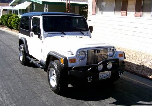 2006 jeep wrangler unlimited for sale in yucaipa inland. Black Bedroom Furniture Sets. Home Design Ideas
