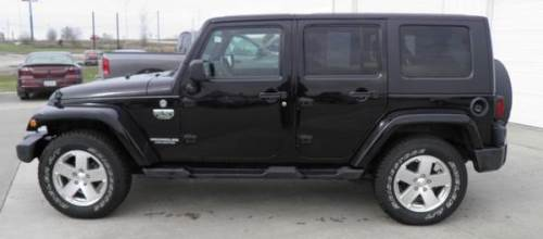 2011 jeep wrangler unlimited call of duty mw3 edition for sale in iowa. Black Bedroom Furniture Sets. Home Design Ideas