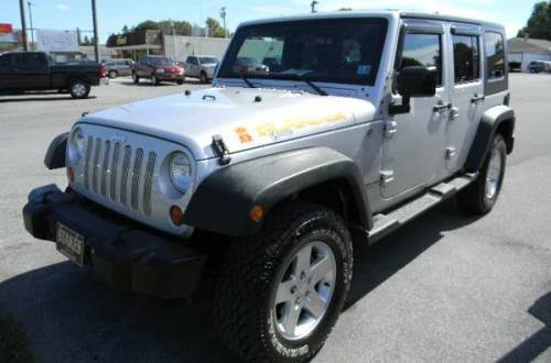 East Fayetteville Auto Sales >> 2010 Jeep Wrangler Unlimited Islander Edition For Sale in ...