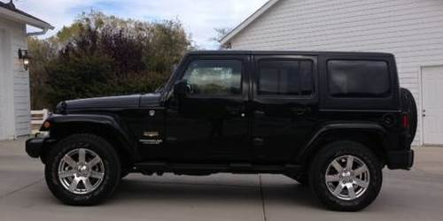 2012 jeep wrangler sahara unlimited for sale in camp verde flagstaff. Black Bedroom Furniture Sets. Home Design Ideas