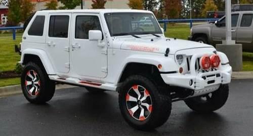 2012 jeep wrangler unlimited sahara for sale in little rock arkansas. Black Bedroom Furniture Sets. Home Design Ideas
