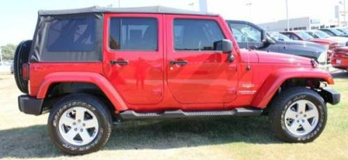 2012 Jeep Wrangler Unlimited Sahara For Sale in Stillwater ...