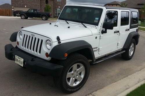 2008 jeep wrangler unlimited rubicon for sale in salt lake. Black Bedroom Furniture Sets. Home Design Ideas