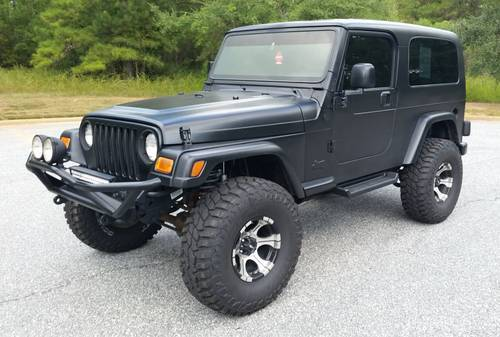 2005 Jeep Wrangler Unlimited LJ Auto For Sale in Albany ...
