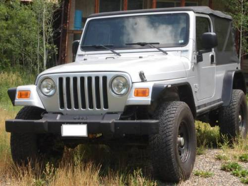 2005 jeep wrangler unlimited lj for sale in pagosa springs colorado. Black Bedroom Furniture Sets. Home Design Ideas