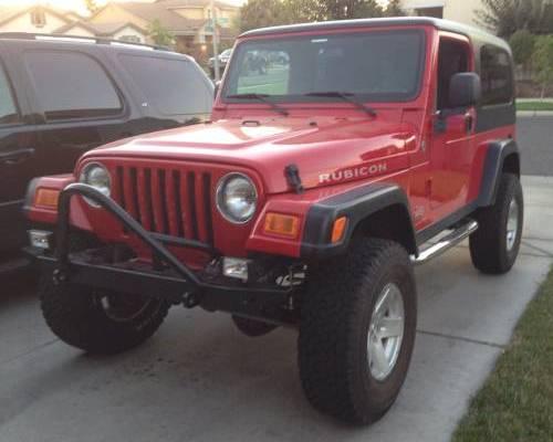 2006 jeep wrangler unlimited rubicon for sale in visalia california. Black Bedroom Furniture Sets. Home Design Ideas