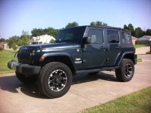 2008 jeep wrangler unlimited sahara for sale in lavaca arkansas. Black Bedroom Furniture Sets. Home Design Ideas