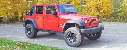 2008 Jeep Wrangler Unlimited X For Sale in Louisville ...