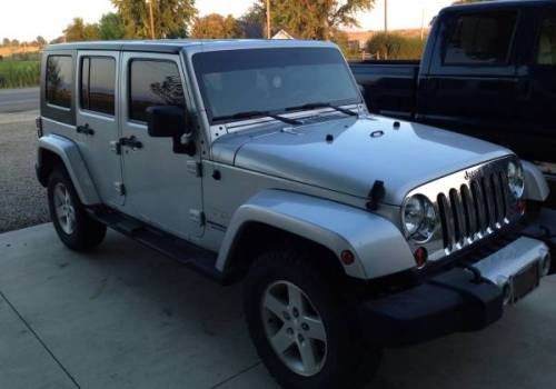 4 Door Jeep Wrangler For Sale Craigslist >> 2008 Jeep Wrangler Unlimited Sahara Auto For Sale in Meridian, Idaho