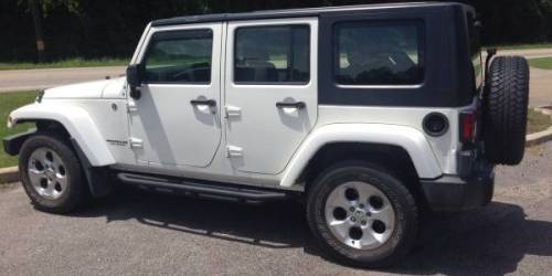 2009 Jeep Wrangler Unlimited X Right Hand Drive For Sale ...