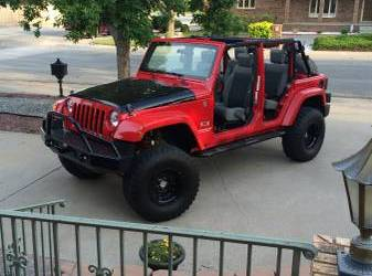 2009 jeep wrangler unlimited x moab edition for sale in hays kansas. Black Bedroom Furniture Sets. Home Design Ideas