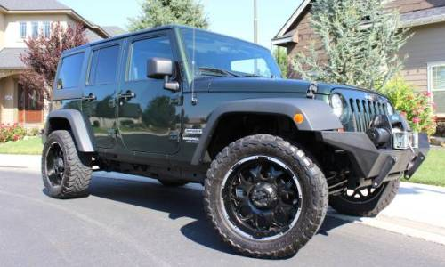 2011 Jeep Wrangler Unlimited Sport For Sale in Meridian ...