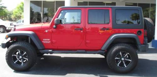 2012 jeep wrangler unlimited for sale by owner in fort myers florida. Black Bedroom Furniture Sets. Home Design Ideas