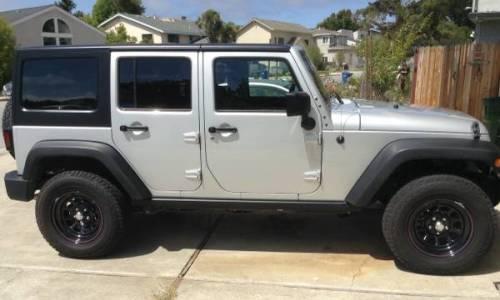 2012 Jeep Wrangler Unlimited Sport For Sale in Santa Cruz ...