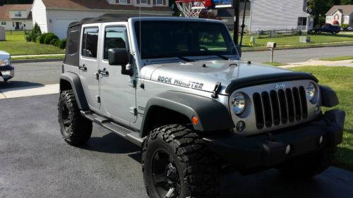 2008 jeep wrangler unlimited sahara for sale in newark delaware. Black Bedroom Furniture Sets. Home Design Ideas