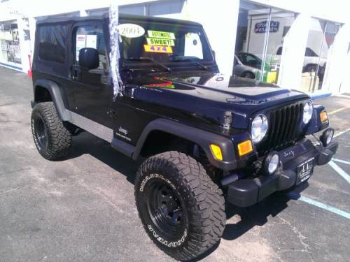 2004 jeep wrangler unlimited lj auto for sale in flint. Black Bedroom Furniture Sets. Home Design Ideas