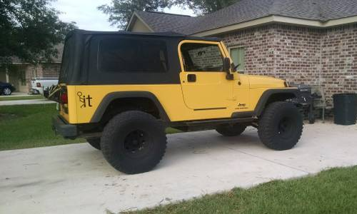2004 jeep wrangler unlimited lj for sale in ponchatoula louisiana. Black Bedroom Furniture Sets. Home Design Ideas
