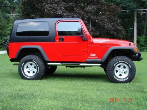 2004 Jeep Wrangler Unlimited LJ For Sale in Spring Grove ...