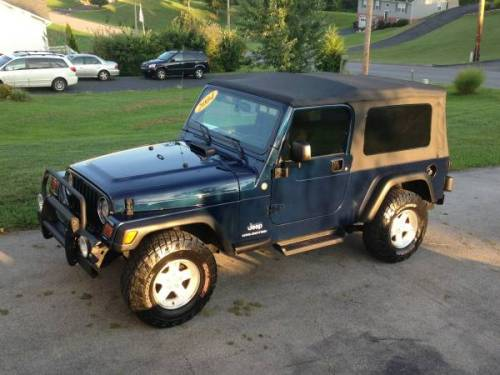 2004 Jeep Wrangler Unlimited LJ For Sale in Tri-Cities ...