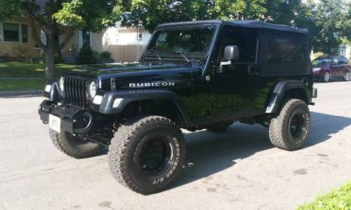 2005 jeep wrangler unlimited rubicon for sale in missoula montana. Black Bedroom Furniture Sets. Home Design Ideas