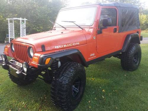 2006 jeep wrangler unlimited rubicon for sale in abingdon tennessee. Black Bedroom Furniture Sets. Home Design Ideas