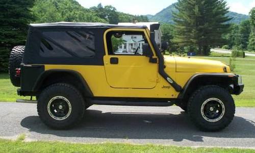 2006 jeep wrangler unlimited lj for sale in charlemont new york. Black Bedroom Furniture Sets. Home Design Ideas