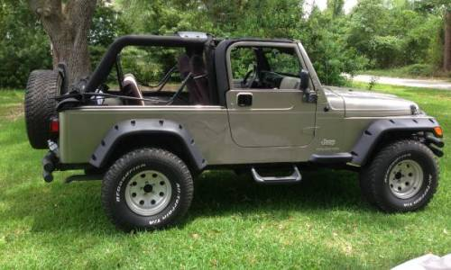 2006 jeep wrangler unlimited lj for sale in columbia. Black Bedroom Furniture Sets. Home Design Ideas