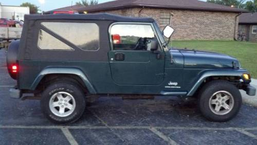 2006 Jeep Wrangler Unlimited LJ 6 Speed Manual For Sale in ...