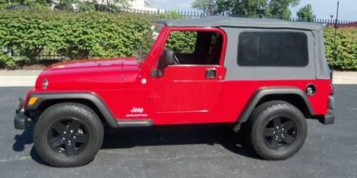 2006 jeep wrangler unlimited lj 6spd for sale in pasadena maryland. Black Bedroom Furniture Sets. Home Design Ideas