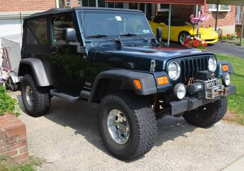 2006 Jeep Wrangler Unlimited LJ For Sale in West Lawn ...