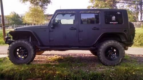 2007 jeep wrangler unlimited sahara for sale in beckley west virginia. Black Bedroom Furniture Sets. Home Design Ideas