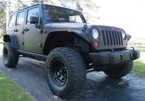 2007 jeep wrangler unlimited rubicon for sale in holly michigan. Black Bedroom Furniture Sets. Home Design Ideas