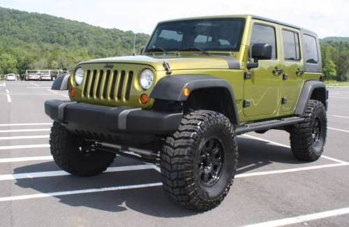 2007 jeep wrangler unlimited x for sale in morristown tennessee. Black Bedroom Furniture Sets. Home Design Ideas