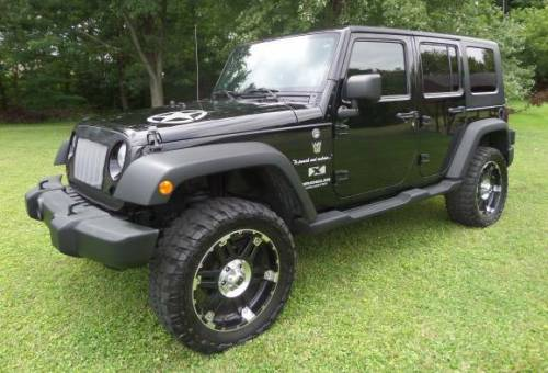 2008 Jeep Wrangler Unlimited X For Sale by Owner in ...