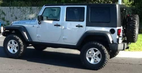 2008 Jeep Wrangler Unlimited Rubicon For Sale in Harlingen ...