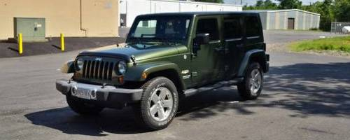 2009 jeep wrangler unlimited x auto for sale in swansea massachusetts. Black Bedroom Furniture Sets. Home Design Ideas