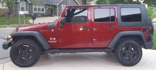 2005 jeep wrangler unlimited lj for sale in kansas city missouri. Black Bedroom Furniture Sets. Home Design Ideas