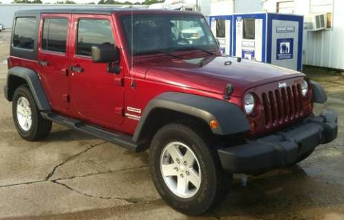 2011 Jeep Wrangler Unlimited Sport For Sale Denham Springs ...