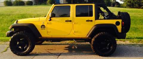 2011 Jeep Wrangler Unlimited Sport For Sale in Jackson ...