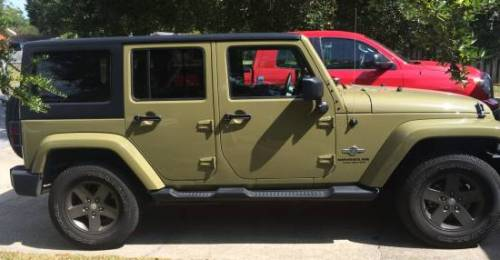2013 jeep wrangler unlimited freedom edition for sale in. Black Bedroom Furniture Sets. Home Design Ideas