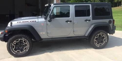 2013 Jeep Wrangler Unlimited 10th Anniversary Rubicon For ...