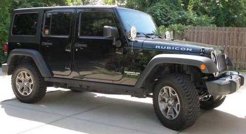 2013 Jeep Wrangler Unlimited Rubicon For Sale in Omaha ...