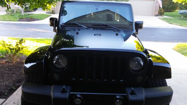 2014 Jeep Wrangler Unlimited Altitude Edition For Sale in ...