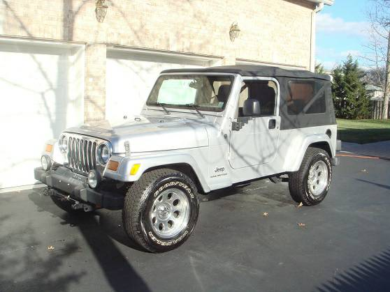 2005 jeep wrangler for sale in redding california. Black Bedroom Furniture Sets. Home Design Ideas