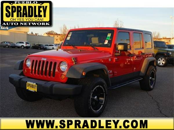 2007 jeep wrangler x for sale in pueblo co. Black Bedroom Furniture Sets. Home Design Ideas