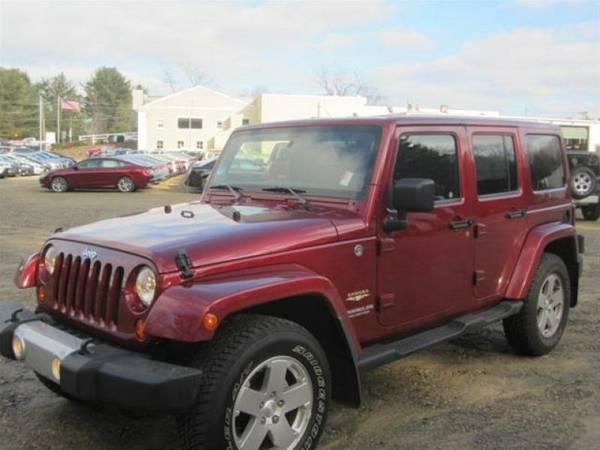 2011 jeep wrangler sahara for sale in putnam ct. Black Bedroom Furniture Sets. Home Design Ideas