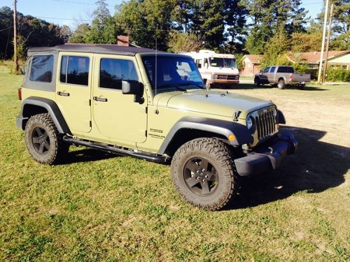 2013 Jeep Wrangler Unlimited Sport For Sale in Cullman ...
