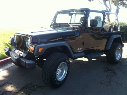 2005 jeep wrangler unlimited lj for sale in seymour nw connecticut. Black Bedroom Furniture Sets. Home Design Ideas