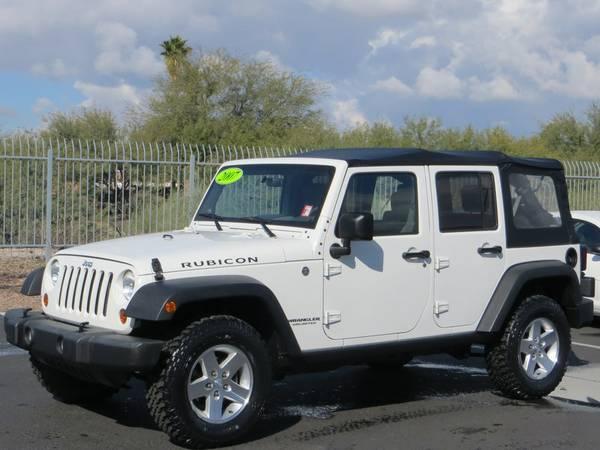 jeep wrangler unlimited for sale in arizona page 6. Black Bedroom Furniture Sets. Home Design Ideas